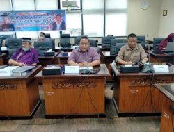 Rapat Kerja, PODSI Sumbar Mantapkan Persiapan PON Papua dan Porprov Sumbar 2021