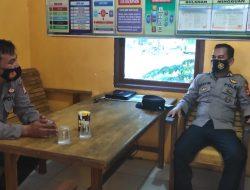 Sambut Hari Bhayangkara ke 75 Polsek Manuju Terima Tim Penilai Lomba Kebersihan Kantor