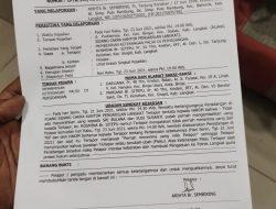 Korban Investasi Bodong Membuat Pengaduan Kepolisi Tentang Keterangan Palsu Rosmina Dalam Persidangan