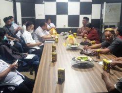 5 LSM di Mangarabombang Datangi Kantor Dinas PU Kabupaten Takalar