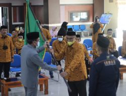Wakil Bupati hadiri acara pelepasan kafilah seleksi tilawatil Quran dan hadist (STQH) XXXII tingkat provinsi sulawesi selatan