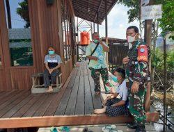 Komsos Menjalin Kemanunggalan TNI dengan Rakyat
