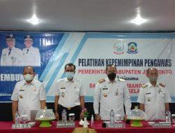 Wabup H. Paris Yasir Buka Acara PKP Badan Kepegawaian dan Pengembangan SDM Jeneponto Lynt Hotel Makassar