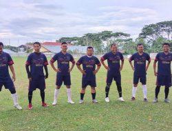 Perang Bintang LST Selection Dalam Pertandingan Trofeo Pemda, PGRI Tanah Datar Dan Alumni FIK- UNP