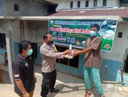 Selamat Idul Adha 1442 H, Satgas Nagari Talu Himbau Warga Patuhi Prokes 3 M