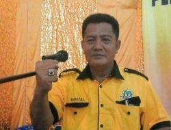 Amrizal Ujang Maran Ketua Bappilu Golkar Pasbar Targetkan 8 Kursi di Pilcaleg 2024