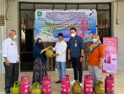 Kerjasama Pertamina, Promo Tukar Tabung LPG Bagi ASN