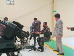 Protipe I Laser Warning System (LWS) Untuk Ranpur Tank  Scorpion Dibuat