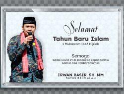 DATUAK IB: SELAMAT TAHUN BARU ISLAM 1443 H