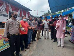 Jadwal Pasar Tradisional Desa Kampung Baru Kupitan Sijunjung Berpindah Setiap Hari Sabtu