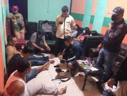 BNNK Pasbar Kembali Ungkap Kasus Narkotika, Kali Ini Pengunjung Kafe Batang Lingkin Kedapatan Bawa 3,78 Gram Sabu