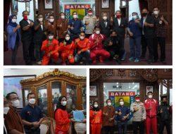 Bupati dan Kapolres Melepas 7 Atlet Batang Bertanding di Pon Papua