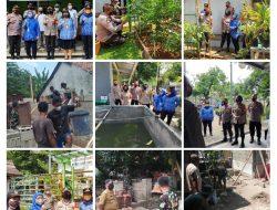 Kampung Tangguh Jaya RW 04 Tanjung Duren utara dijadikan sebagai percontohan