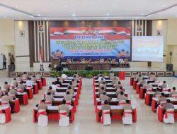 Hindari Penyimpangan Keuangan Negara, Irwasum Polri Gelar Wasrik Tahap II TA 2021 di Polda Sulsel