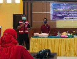 Pelatihan Penggulangan Kegawat Daruratan Lingkup Dinas Kesehatan Pangkep