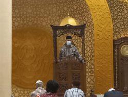 Gubernur Sumbar Ajak Masyarakat Ramaikan Masjid dan Subuh Berjamaah