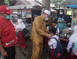 Belajar Tatap Muka Dimulai, Siswa dan Guru di Pasbar Wajib Pakai Masker