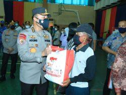 Komjen Pol Agung Budi Maryoto Tinjau Vaksinasi Akpol 1990, Akpol 1996 dan Akpol 1998 di Padang