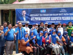 Dua Dekade Partai Demokrat, Yulianto: Tetap Bersama Rakyat
