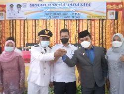 Perdinan Ujang Jabat Camat Gunung Tuleh, Randy Hendrawan Maju Sekretaris DPMN Pasbar