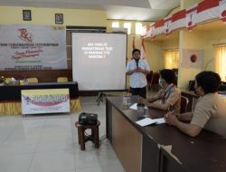 Cegah Penyalahgunaan Narkotika, Personel Polres Pangkep Aktif Penyuluhan