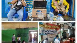 Kapolsek Sukorejo Himbau masyarakat Tetap Patuhi Prokes Dalam Vaksinasi