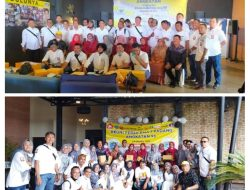 Alumni SMA 7 Padang Angkatan 96 Gelar Reuni Perak Bersama Guru, Apa Yang Dilakukan?