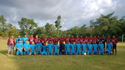 Para Elit Legend Mantan Pemain PSM Makassar Datang Berlaga Di Desa Bantimurung Pangkep