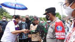 Letkol Cpn Yusuf Adi Puruhita Dampingi Wamendestrans RI Kunjungi Aceh Tamiang