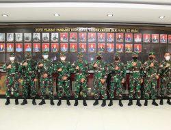 Tingkatkan Sinergitas, Pangdam IV/Diponegoro Kunjungi Kodam XVII/Cenderawasih