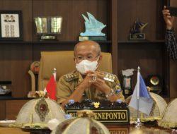 Bupati Jeneponto H. Iksan Iskandar Meminta Agar Insiden Yang Terjadi Dibeberapa Desa
