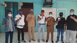 Pengurus SIP-TE Kunjungi UPTD Persampahan dan UPTD Pasar Tanjung Enim